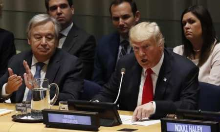 UN chief warns against the rise in Muslim Hatred