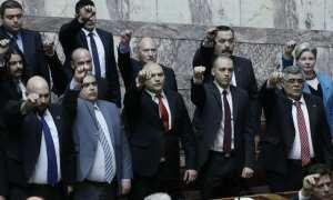 Golden Dawn Party members killed a Pakistani man in Greece