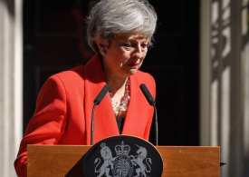 May's exit is no cause for cheer