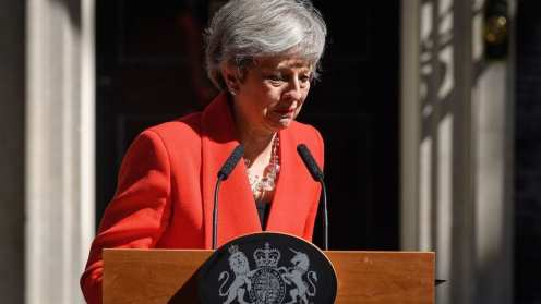 Prime Minister Theresa May to resign after failing to deliver Brexit deal
