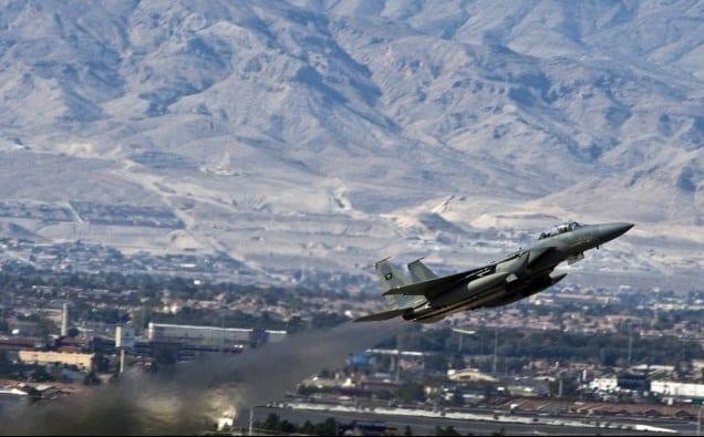 Saudi Arabia launches 13 airstrikes in Yemen