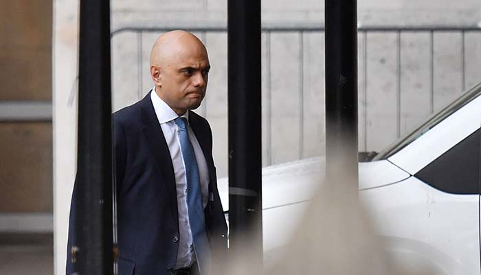 Javid scurries to agree terms with Boris to secure cabinet position