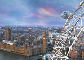 Londoner's Eye - by Percy Blakeney