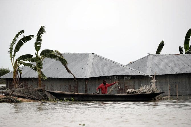 61 killed, Almost a million displaced by flooding in Bangladesh