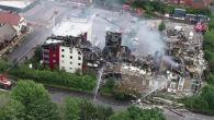 bristol hotel fire causing road issues