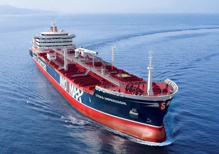 Iran seizes UK Oil Tanker - Stena Impero - Nuclear powers standoff!