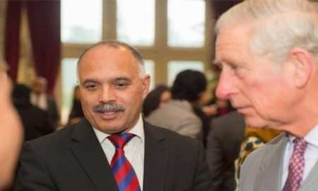 first ever male Pakistani-brit appointed high sheriff of Surrey