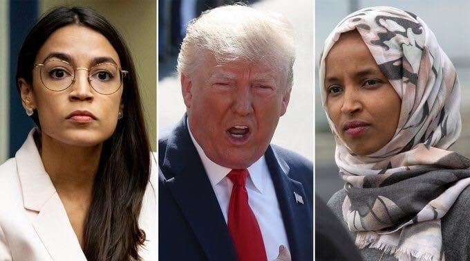 Trumps racist tweets