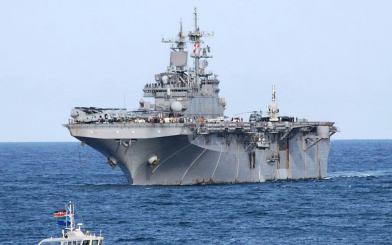 US shoots down Iranian drone