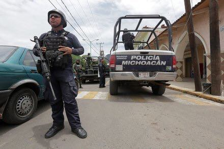 19 bodies found hanging in Mexico