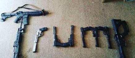Social media post from El Paso shooter