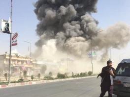 Taliban attack on Kabul police center kills 14