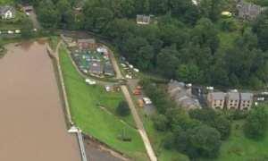 Whaley Bridge dam: Residents allowed home