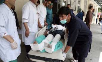 2 NATO servicemen among 12 killed in Kabul