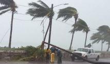 Bahamas blasted by Dorian