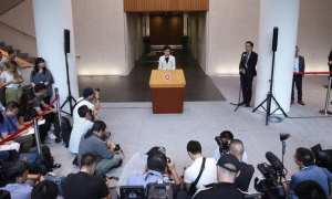 Hong Kong leader says public dialogue to start next week