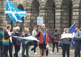 Brexit: Scottish court rules Parliament suspension unlawful