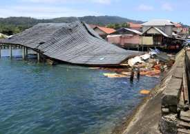 Thousands displaced and four dead in another earthquake!