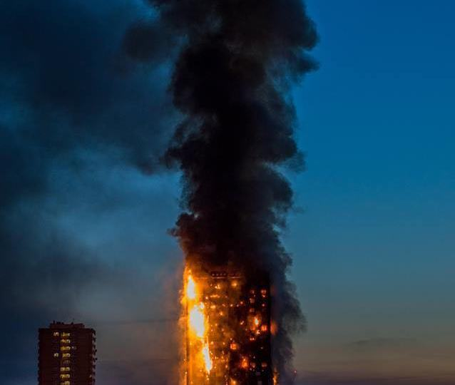 Cameron and May must be called to answer for Grenfell