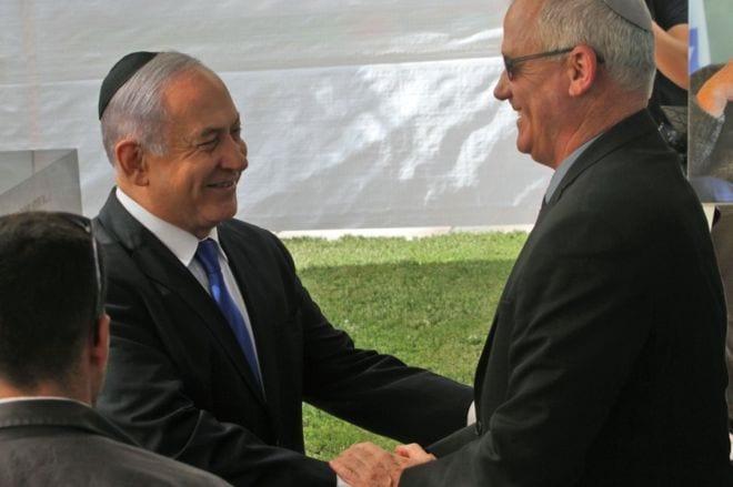 Netanyahu scrambling for power in Israeli elections