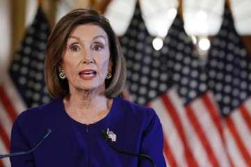 US House Speaker Pelosi launches formal impeachment inquiry against Trump