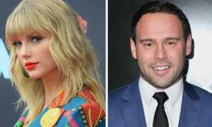 Scooter Braun denies 'malicious intent' amid criticism for buying Taylor Swift's masters