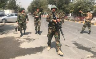 Taliban car bomb kills four Afghan Special Forces in Kabul