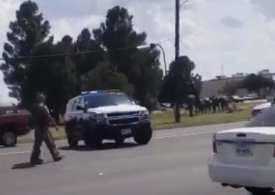 Breaking News: Five killed & 21 injured in Texas shooting! Video of shooting!