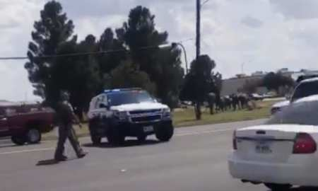 Five killed, around 21 injured in Texas shooting