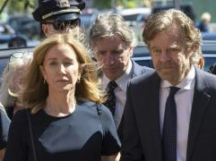 US actress handed jail time for college admissions scam