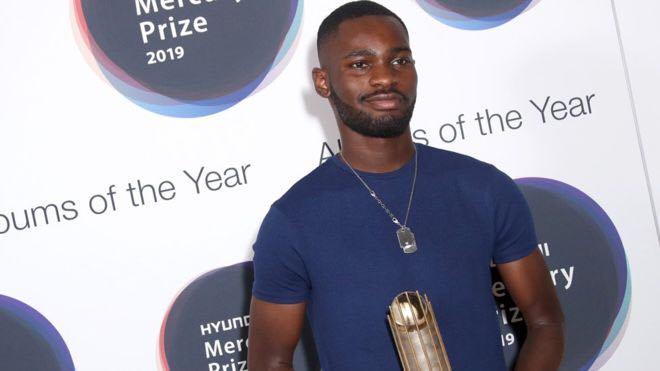 Rapper Dave wins the Mercury Prize