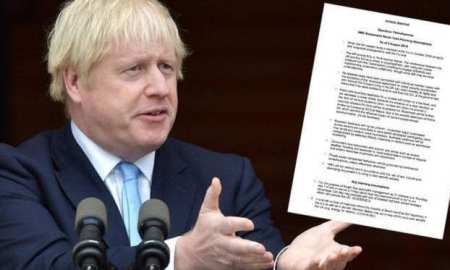 Brexit: No-deal document published