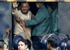 Bangladesh upholds death sentence of former leader