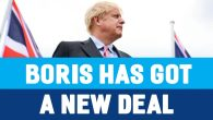 Brexit: Johnson in race to win support for deal
