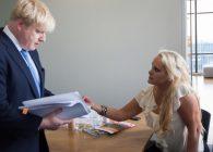 Revealed: Jennifer Arcuri got visa from scheme run by former Johnson official
