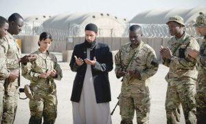 UK memorial site honours killed and serving British-Muslim soldiers