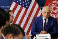 US Afghan envoy takes push for peace to Pakistan