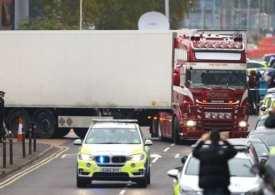 39 bodies found in Essex lorry were Chinese nationals