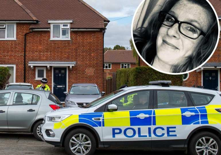 Man arrested for 'murder' of woman at family home is freed, as cops say there was no one else involved in her death