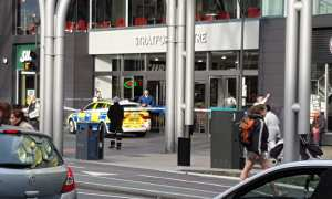 Stratford stabbing: Teenager killed outside shopping centre