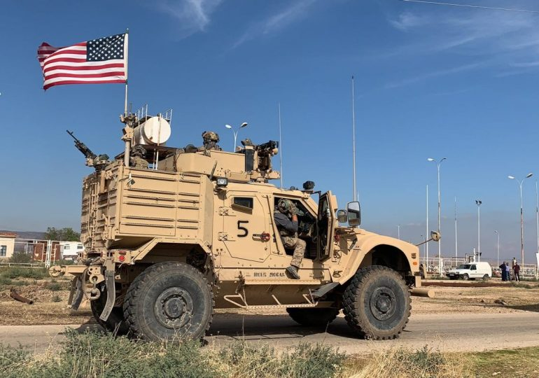 US 'pullout' from Syria looking more like permanent occupation with 800 troops reportedly tasked to 'protect' oil