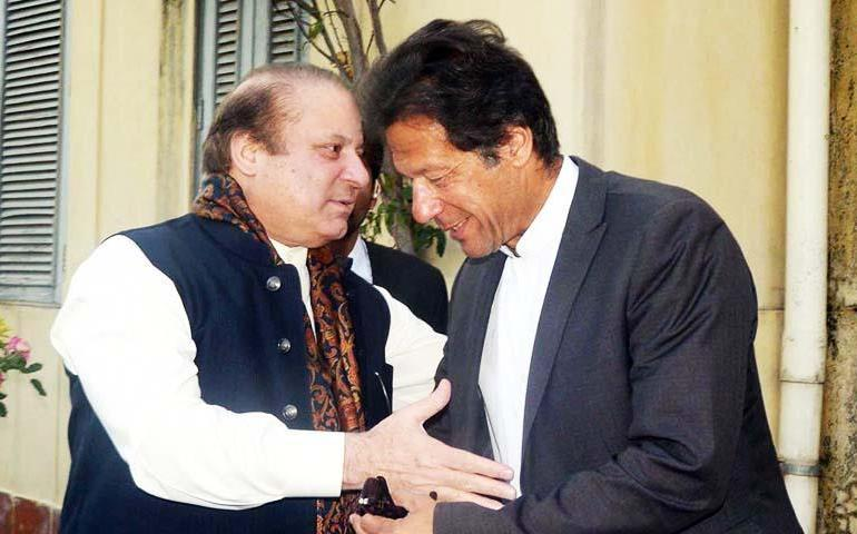 High Court overrules Imran Khan's 7 billion bond on former PM Nawaz Sharif