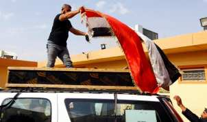 Iraq protests flare up again