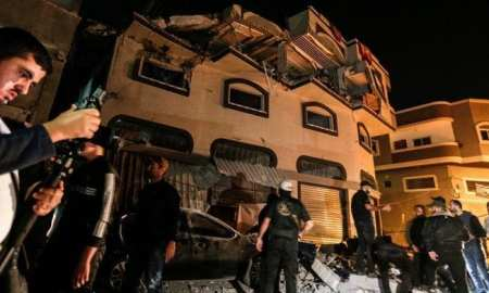 Israeli forces kill top Islamic Jihad commander in Gaza attack