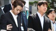 K-POP stars sentenced for rape