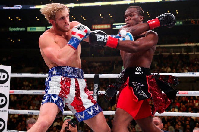 Youtube mega-fight makes mockery of boxing
