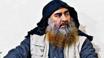 Sister of slain ISIS leader Baghdadi arrested in intelligence 'gold mine,' Turkey says