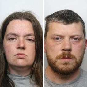 Incestuous couple who murdered their teenage sons jailed for life