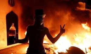 iranian consulate attacked in iraq