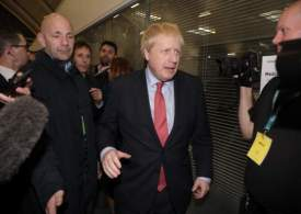Breaking News: Boris Johnson re-elected in Uxbridge & Jo Swinson loses her seat!